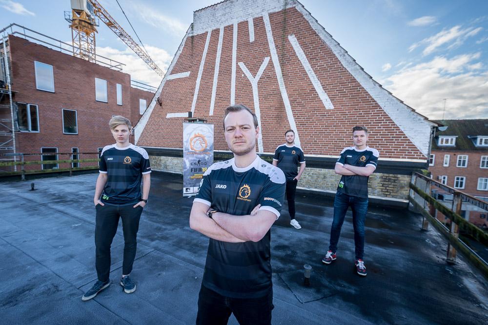 Odense Esport præsenterer PUBG line-up!