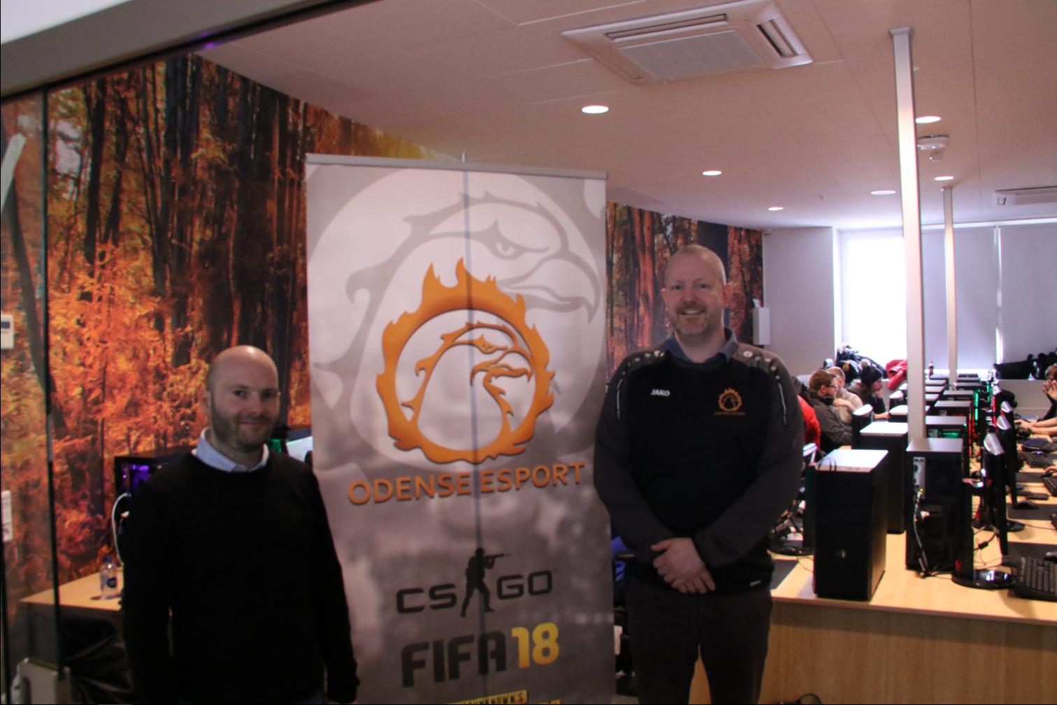 Odense Esport og HF & VUC FYN Odense indgår samarbejde