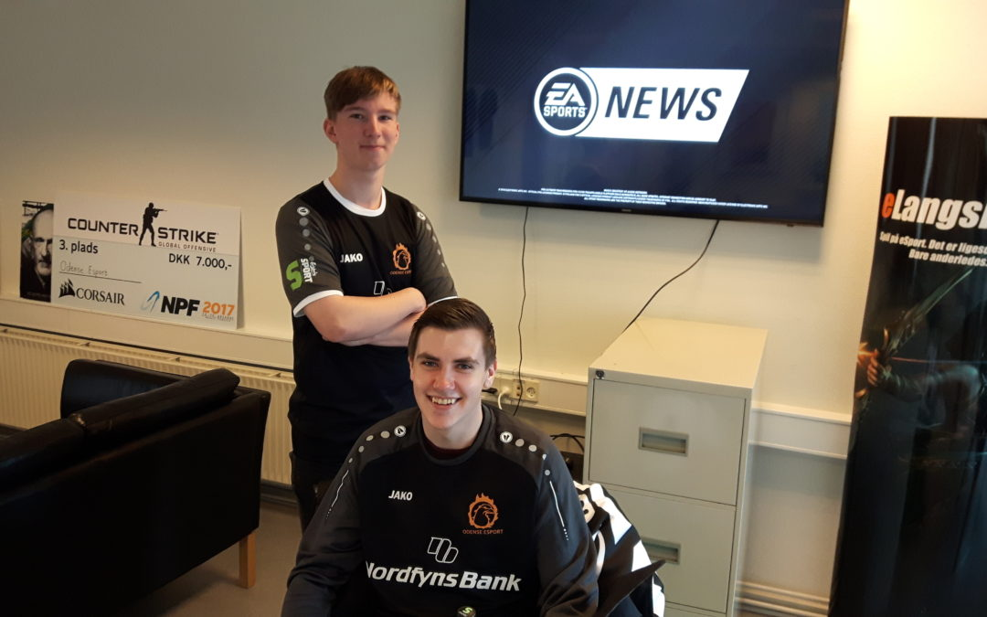 "Odense Esport inviteret til at spille kvalifikation til ""FIFA eClub World Cup"""