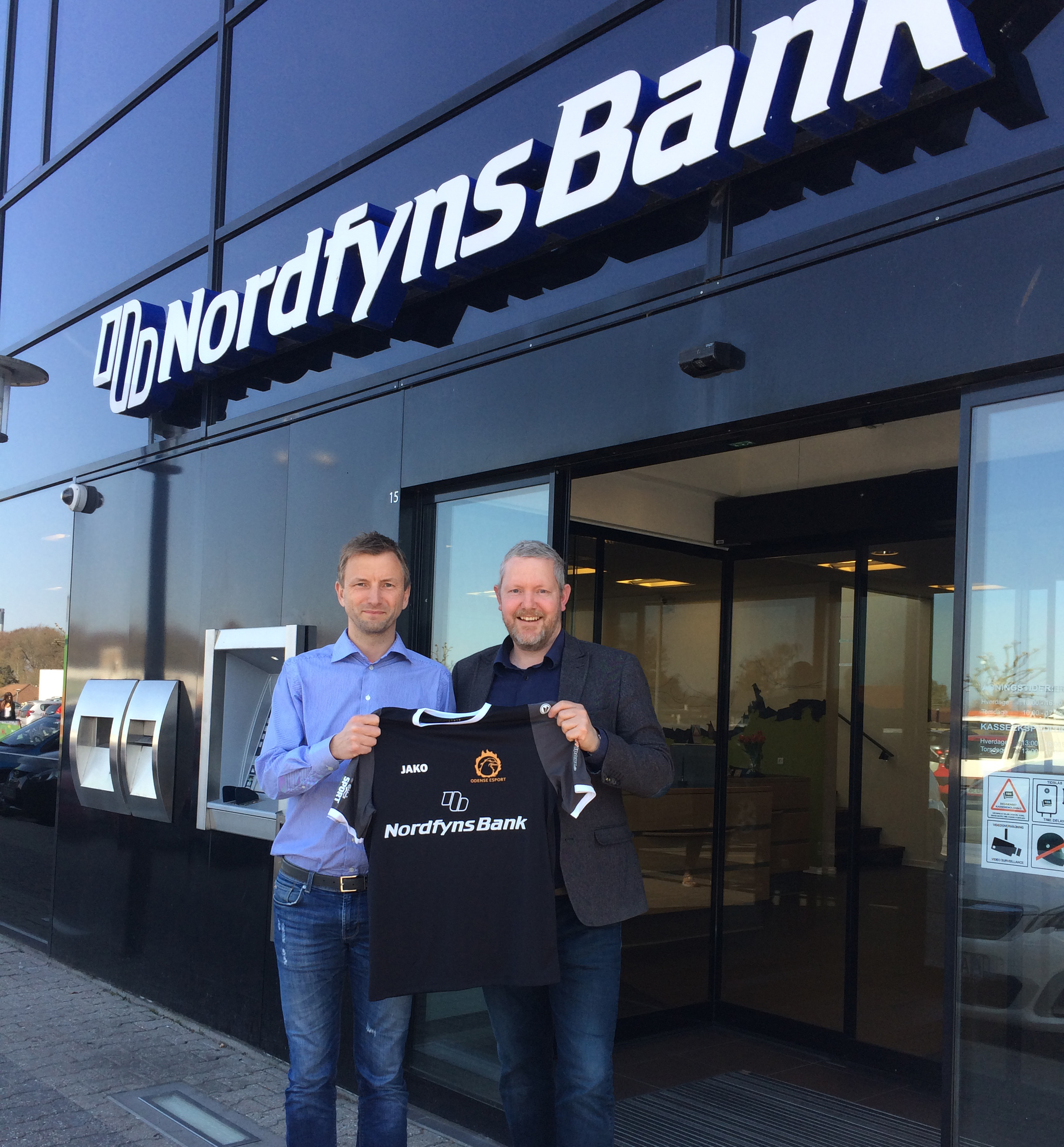 Odense Esport og Nordfyns Bank skaber esport-event i Tarup Center