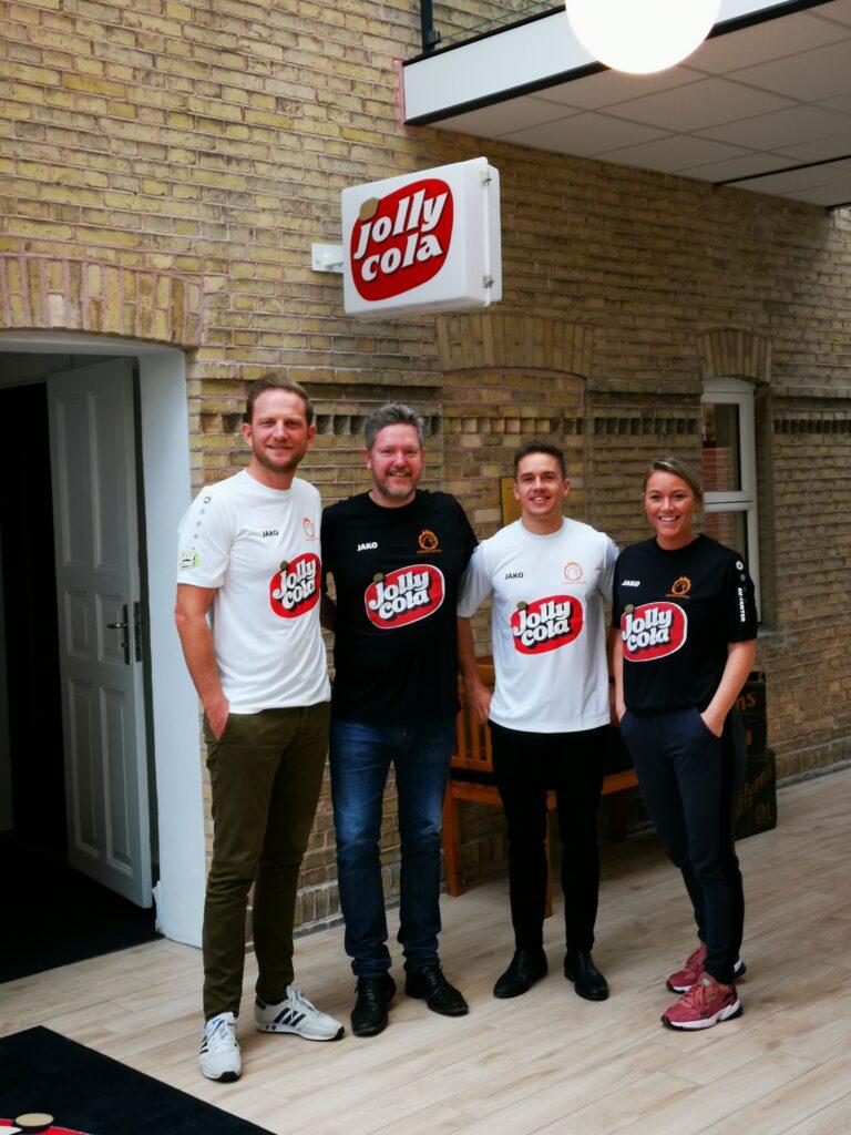 Odense Esport og Jolly Cola indgår samarbejde