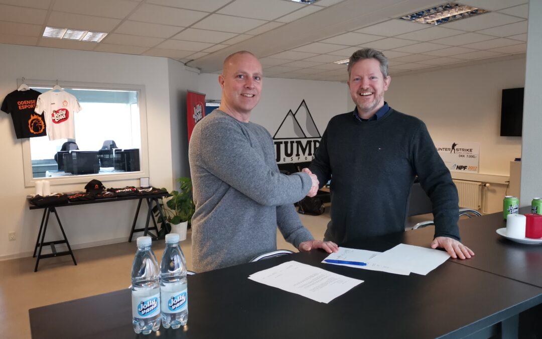 Odense Esport styrker indsatsen inden for esportuddannelse- og træning