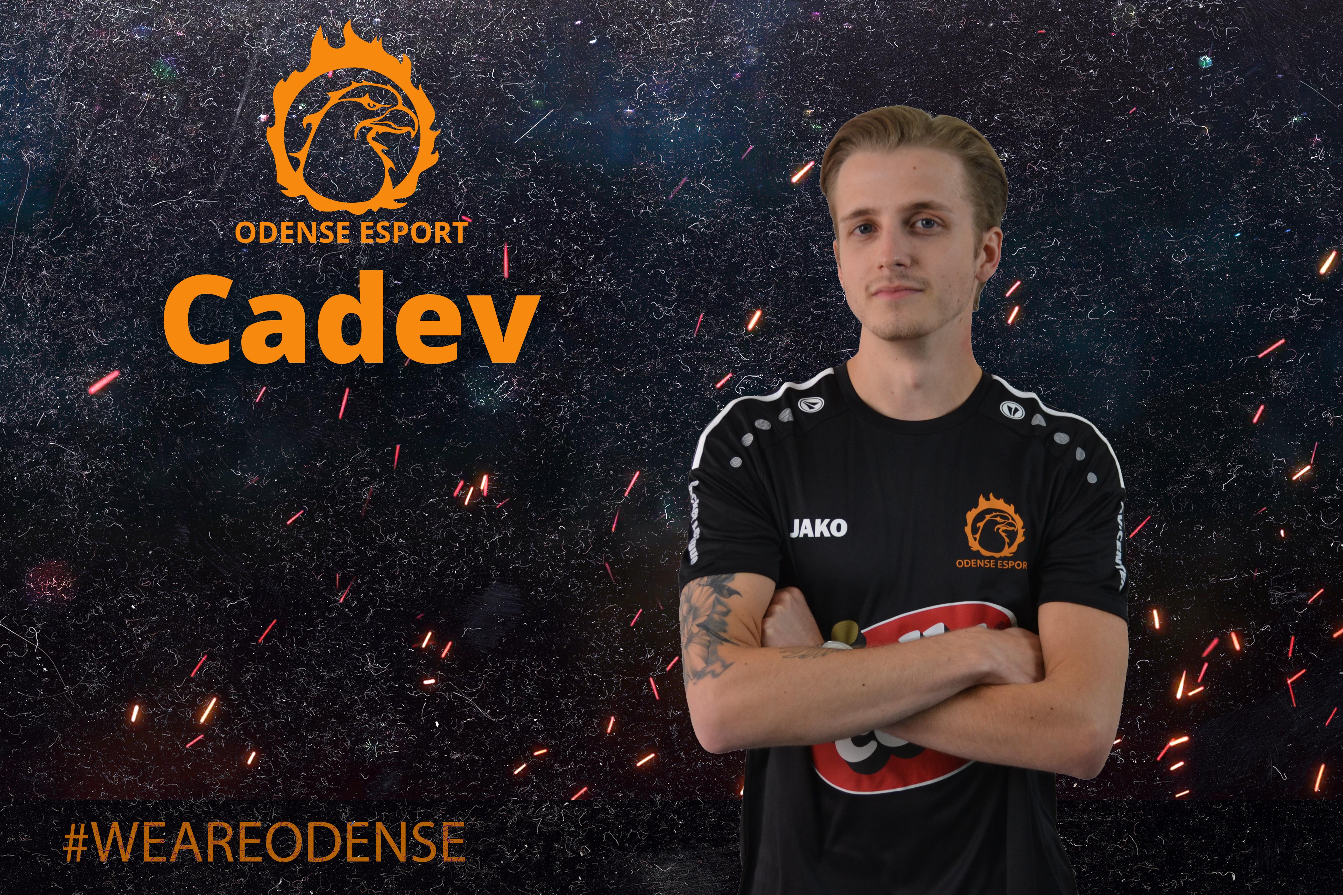 "Frederik ""Cadev"" Larsen"
