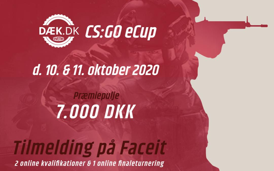 Odense Esport afholder online CS:GO-event sammen med Ovethi – Dansk Dæk Service