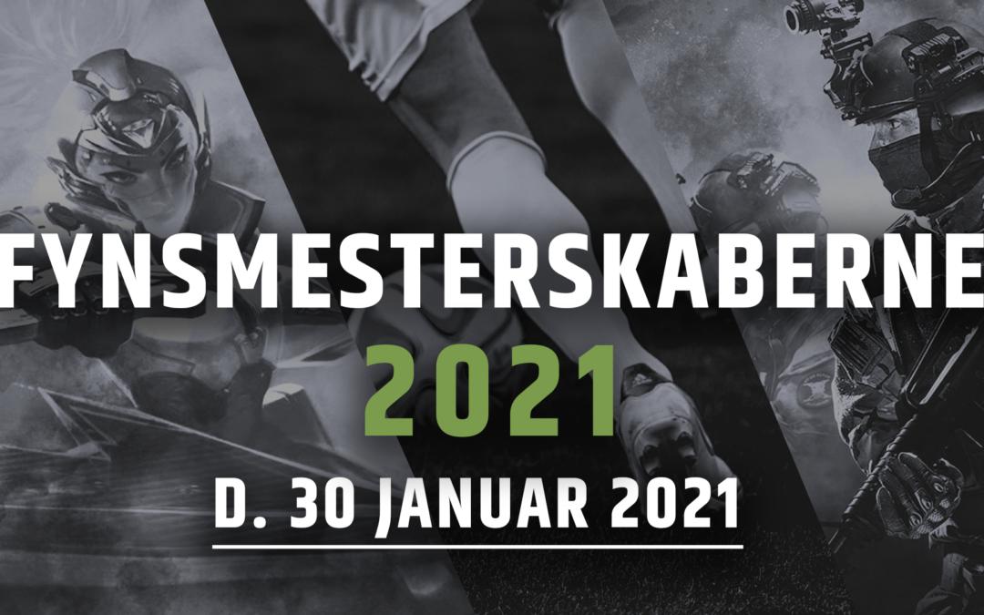 Fynsmesterskaberne 2021 i Esport