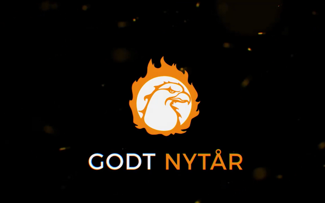 Godt nytår fra Odense Esport