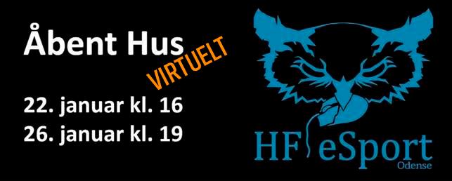 Virtuelt Åbent Hus HF Esport