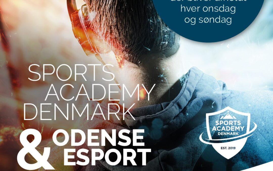 Odense Esport indgår samarbejde med SAD