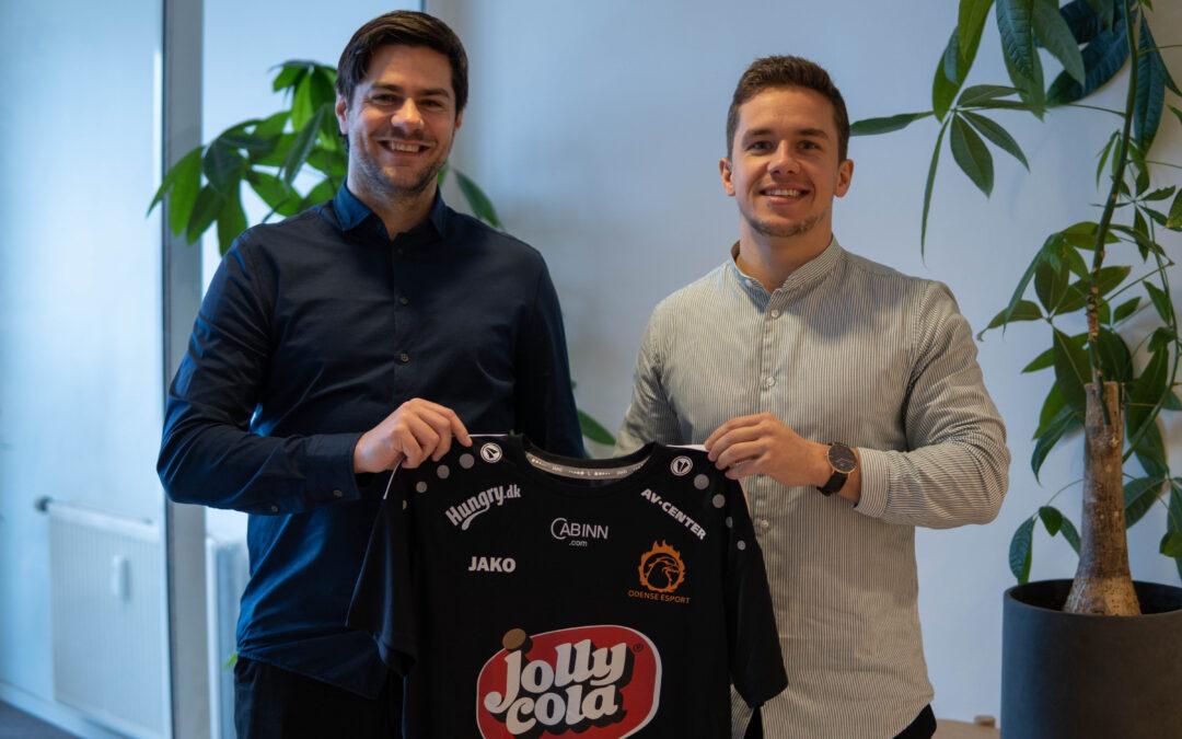 Odense Esport får ny forretningsfører
