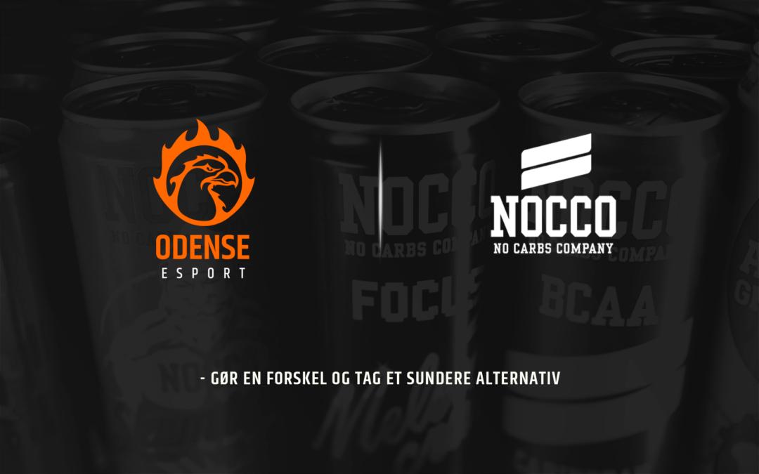 Odense Esport og NOCCO indgår samarbejde